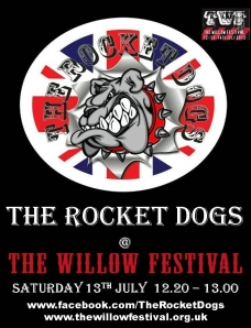 Rocket Dogs @ Willow Festival